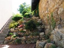 Rekonstrukce rodinné zahrady - Záluží