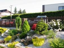 Rekonstrukce rodinné zahrady - Plzeň-Újezd